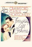 Forsaking All Others [DVD] [1935]