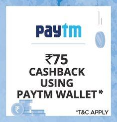 Jabong Paytm Offer – FLAT Rs.75 Cashback (17 – 19 Nov)