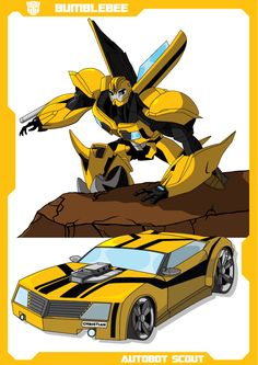 I was asked by a work mate to create illustrations based on her son's favourite Transformers from Transformers Prime. She gave me reference pic's to work from and this is what I came up with. Since...