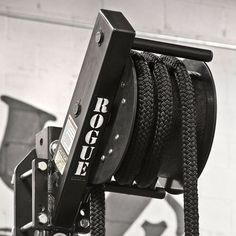 Here's an model for our friends at Rogue Fitness! Rogue Gym Equipment, Commercial Fitness Equipment, Crossfit Equipment, Crossfit Gym, No Equipment Workout, Workout Gear, Training Workouts, Gym Rope, Gym Room At Home