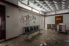Hospital BTOK,verlaten ziekenhuis,Duitsland,urbex