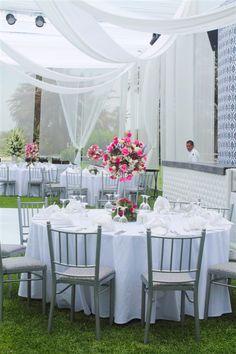 mesas redondas para matrimonios - Buscar con Google