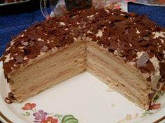 """Торт """"Крем-брюле"""" / Простые рецепты"""