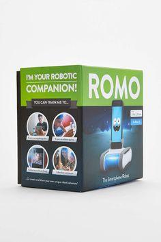 Romo Robotic Pet