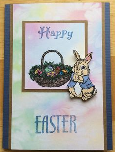 Easter 2019 for Gwen & Elizabeth Birthday Cards, Easter, Happy, Anniversary Cards, Bday Cards, Ser Feliz, Happiness, Being Happy