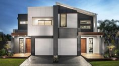 Masterton's two-storey Eclipse duplex is on display at Warwick Farm.