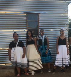 Young proud Xhosa girls - iintombi zama Qwathi Xhosa, African Fashion, Culture, Shirt Dress, Celebrities, Girls, Dresses, Vestidos, Shirtdress