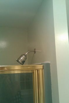 Old Master Bathroom Makeover - BEFORE 10