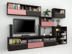 Design - Living room wall for tv