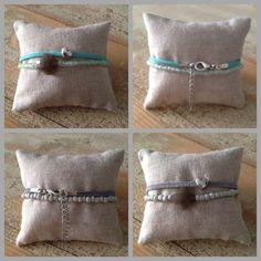 New bracelet sets. www.be-beryl.nl