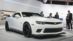 See the reviews of the 2014 Chevrolet #Camaro Z28 then come down to www.woodwheaton.com to see them in person!