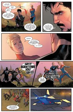 These Civil War 2 rewrites are savage Marvel Comic Universe, Marvel Comics Art, Avengers Comics, Comics Universe, Marvel Dc, Civil War 2 Marvel, Sakura Haruno, Serie Marvel, Marvel Facts