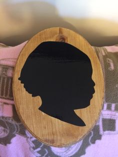 I silhouetted my Levi's head