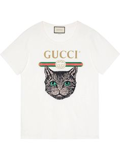 62d02faeaa6 Gucci Guccify Yourself print T-shirt