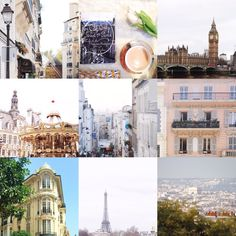 Paris by Ruby and B