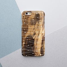 Holz iPhone 6 Fall Holz iPhone 6 s Fall Holz von OhioDesignSpace