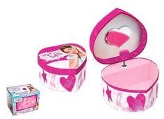 Violetta – Joyero musical corazón (Kids WD90102)