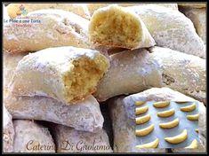 Italian Cookie Recipes, Italian Cookies, Italian Biscuits, Lemon Drop Cookies, Biscotti Cookies, Funny Cake, Almond Flour Recipes, Cannoli, Dessert Recipes