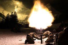 """Mortars up!"""