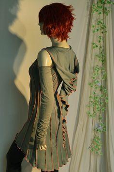 Alternative Clothing - Druid Mini Dress - Dresses - Womens - Alienskin Clothing: Hand made