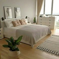 The Gorgeous Bedroom Of