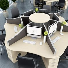 Call Centre Desk Range