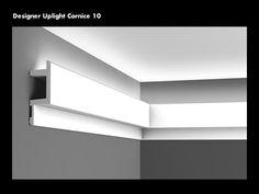 Designer Uplight Cornice 10