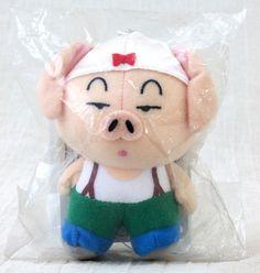 Dragon Ball Z Oolong Mini Plush Doll Figure Banpresto JAPAN ANIME MANGA