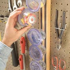 New Garage Organization Cheap Awesome Ideas Neue Garage Organisation, Billig, tolle Ideen Workshop Organization, Garage Organization, Garage Storage, Organizing Tips, Organization Ideas, Storage Room, Organising, Organized Garage, Garage Shelving