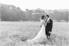 Caitlin + Kenneth // Wedding Field Couple Moments