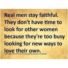 Yep,  faithful Man.  I have it :) Too tired for much else.....LOL
