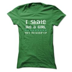 Keep Up T-Shirts, Hoodies. BUY IT NOW ==► https://www.sunfrog.com/Sports/Keep-Up-Green-Ladies.html?id=41382