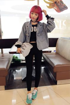 Fashion, casual, japan