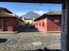 #Antiqua #Vulkaan #Wonderful