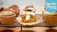 How to Make Tiramisu Cupcakes