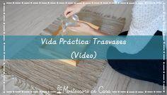 Vida Práctica: Trasvases (presentación en vídeo) #montessori