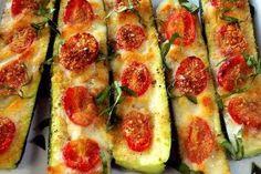 zucchine ripiene pizza