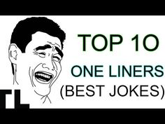 Top 10 One Liners (Best Jokes of 2017) - YouTube