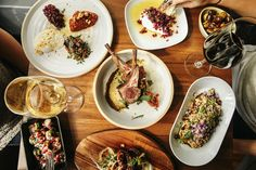 Moona - Inman Square - Arabic and Eastern Mediterranean small plates