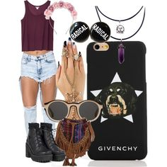 """""""Outfit 3"""" by wynonaryan on Polyvore"""