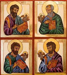 ORVALHO DO AMANHÃ: como nasceram oa quatros Evangelhos?