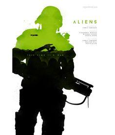 Aliens by Joseph Harrold