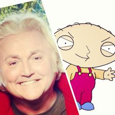Lookalikes and soundalikes - David Emanuel and Stewie