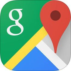 Apple Maps, Iphone App, Ios App, Iphone Icon, Application Indispensable, Google App Store, Google Maps App, Whats On My Iphone, Map Logo