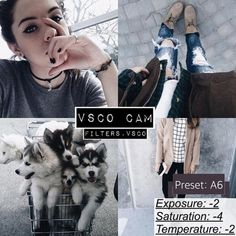 VSCO CAM - Ultimate guide to editing your insta pics! Vsco Photography, Photography Filters, Photography Editing, Photo Editing, Foto Filter, Afterlight Filter, Fotografia Vsco, Vsco Effects, Vsco Feed