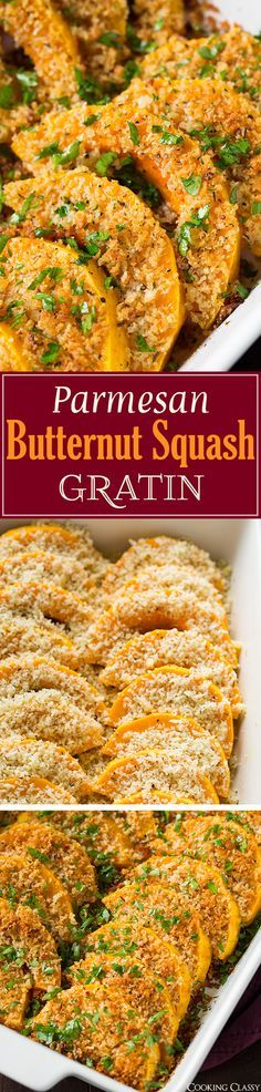 I've finally got my husband to love butternut squash - with this recipe! It really is one of the best butternut squash recipes I've tried...