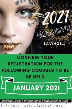 Confirm your registration for the following Courses to be held in January 2021 and get the kit for free! • Classic lash Extension Course • 2 Day Volume Course • 2 Day Microblading Course Call us at 072 338 7000 To be held January2021 Email: lushlashes@iafrica.com Lash Extension Glue, Eyelash Extension Kits, Eyelash Extension Training, Eyebrow Extensions, Semi Permanent Eyelashes, Eyelash Glue, Announcement, Hold On, January