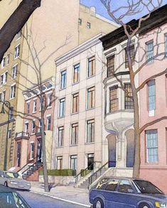 How House Portraits Help Sell The World's Most Beloved Listings (i.e. yours!) - Architectural Rendering Blog - Architectural Rendering and Architectural Illustration in Watercolor, Pencil and Pen and Ink