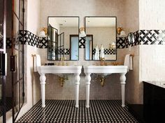 9 Ways to Make Your Bathroom Look More Expensive: Follow these steps to the most luxurious lavatory. via @domainehome