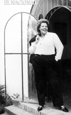 Morella Muñoz, mezzosoprano venezolana. (ARCHIVO EL NACIONAL)